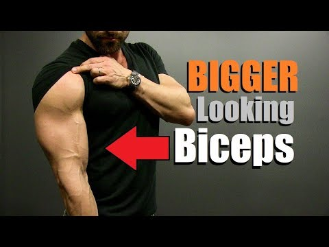 6 Tricks For MORE Muscular Looking Arms EVERY Guy Should Know!