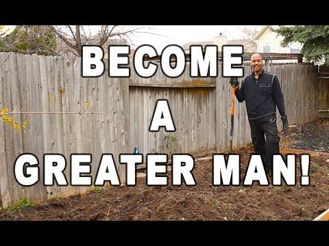 LOVE'S GARDEN #1 ~ THE PATH TO BECOMING A GREATER MAN!