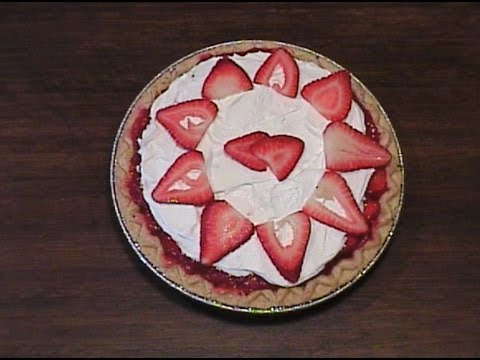 Quick Easy Strawberry Pie
