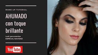 Maquillaje De Fiesta Piel Glow   Sombras De Nabla - Navidad 2018