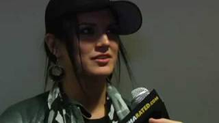 Gina Carano: Rated Exclusive Interview