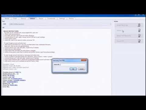 Samsung MSL Code unlock Network