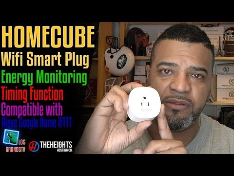 Homecube Wifi Mini Smart Socket 🔌 : LGTV Review