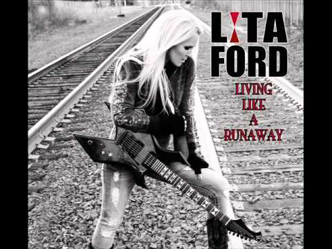 Lita Ford A Song To Slit Your Wrist By Subtitulado (Lyrics)