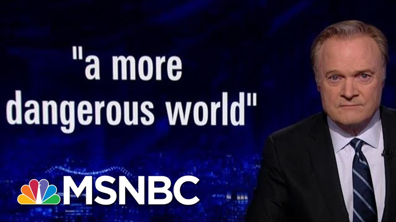 Lawrence: Bolton Did Worst Thing He Could To Trump | The Last Word | MSNBC