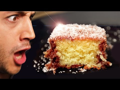 Australian Lamingtons : Classic & Twisted recipes with CookingWithKarma
