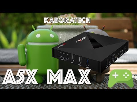 A5X Max RK3328 Android 7.1 TV Box - Gearbest Review