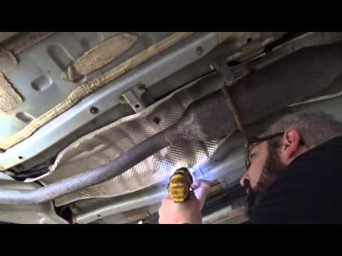 How To Fix A Rattling Heat Shield
