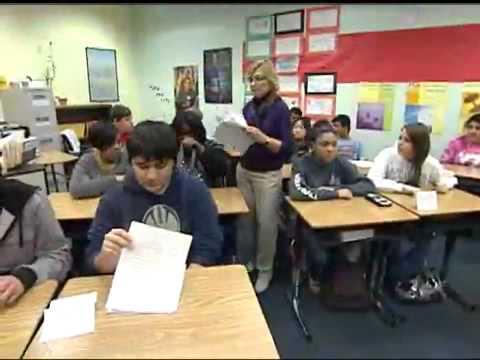 Best Practices: High School Classroom Arrangement