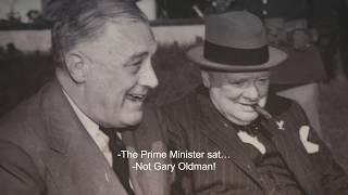 Men In Blazers: Exploring Churchill