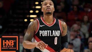 Sacramento Kings vs Portland Trail Blazers 1st Qtr Highlights / Week 5 / 2017 NBA Season