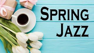 Spring JAZZ - Easy Listening Jazz & Bossa Nova Music - Coffee Jazz Music