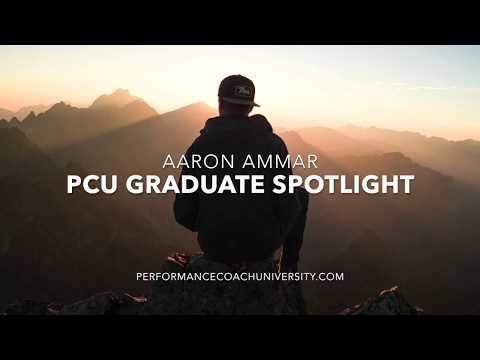 Performance Coach University Coach Spotlight - Aaron Ammar Review