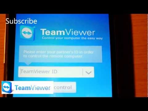 TeamViewer 7 Android App Review