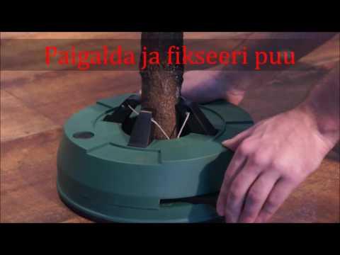 Edelgran Quick Fix Christmas tree stand
