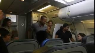 Best Cebu Pacific Flight EVAH! Riot ito!