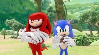 Соник Бум - 1 сезон 22 серия - Куда делся Эггман? | Sonic Boom - мультик для детей