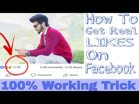 How to get more Likes on  Facebook Photos/Status in hindi  |Auto Liker for facebook