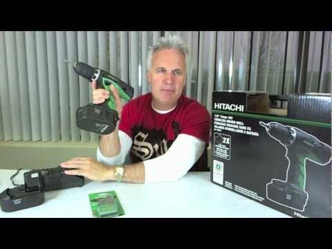 Hitachi Drill -- Overrunz Deal of the Day