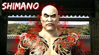 Yakuza Kiwami - Boss Battles: 5 - Futoshi Shimano (ex-hard)