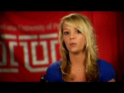 IUP Biology Major, Christie Ritchey