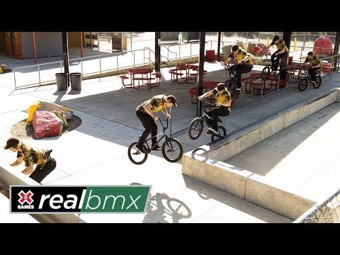 Colin Varanyak: Real BMX 2018   World of X Games