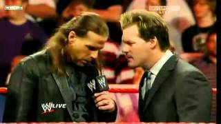 Y2j & Orton Confront Hbk & Jbl ( Stephanie Mcmahon Appears )