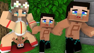 The Young Herobrine's VS bad XDJAMES  All Episode : Mr. SP Minecraft Animation