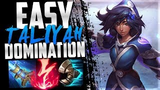 Download Dominating Na Challenger with Taliyah! Video