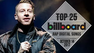 Top 25 • Billboard Rap Songs • October 14, 2017 | Download-Charts