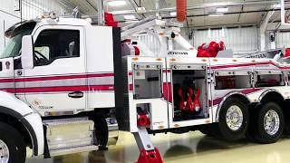 Manufacturers Spotlight: Jerr-Dan 35 Ton JFB Wrecker