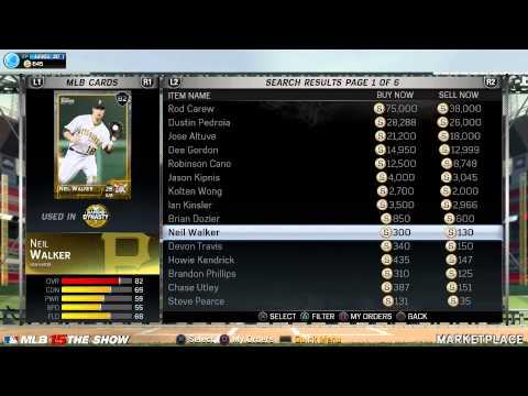 MLB 15 The Show Diamond Dynasty June 1st Roster Update