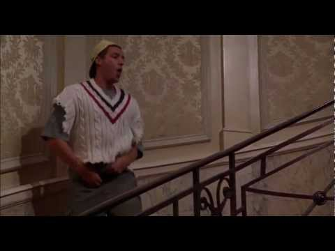 Billy Madison (Adam Sandler) bailando