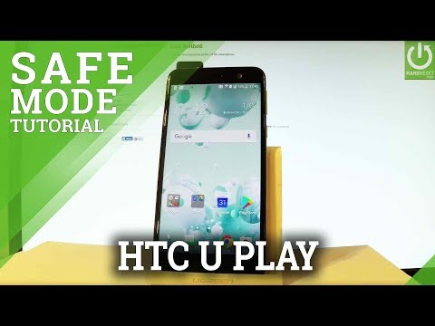 How to Enter Safe Mode on HTC U Play - How to Exit Safe Mode