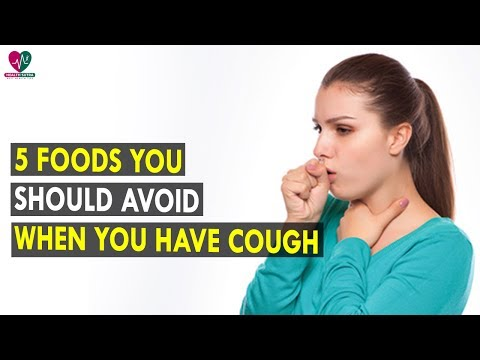 5 Foods You Should Avoid When You Have Cough || Health Sutra - Best Health Tips