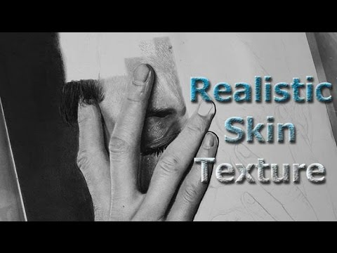 How To Draw Realistic Skin Texture