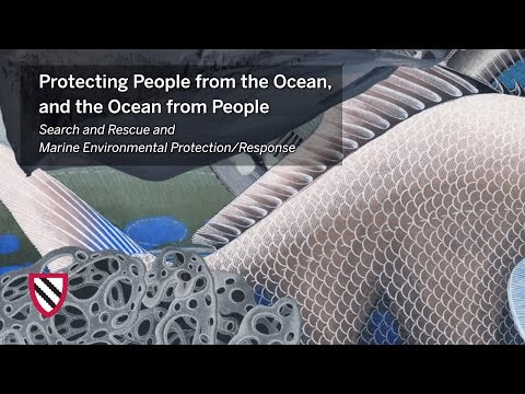 Protecting People from the Ocean, and the Ocean from People    Radcliffe Institute