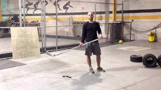 Weighted Pucks Improve Your Shot