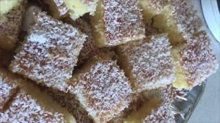 Basbousa | Ramadan recipe | macmacan | easy recipe