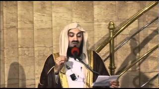 Stories Of The Prophets-14  Lut (as) - Mufti Ismail Menk