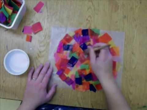 K-2nd grade Creating