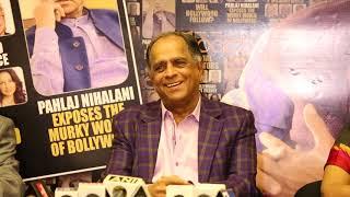 """Today Its Padmavati Tomorrow It Can Be..."":  Pahlaj Nihalani | Society  Magazine Event"