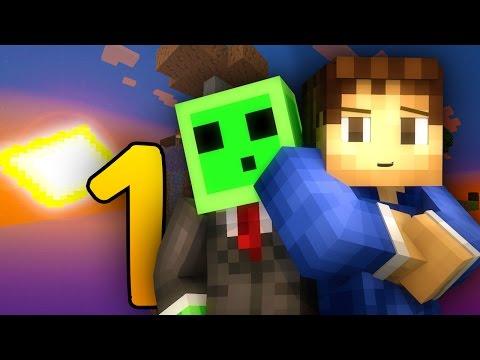 Minecraft Sky Grind #1: