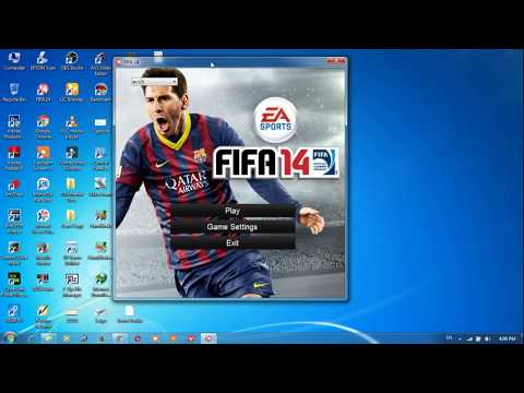 FIFA 14 Game Full Version For PC Download & Install Without Error