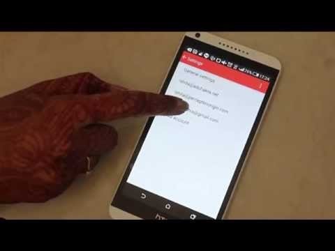 How To Set Up Gmail Account On Your Smartphone