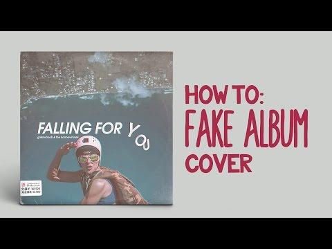 How To: Create Fake Vinyl Album Cover