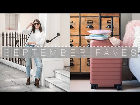 September Favourites: Beauty, Style & Story Time | The Anna Edit