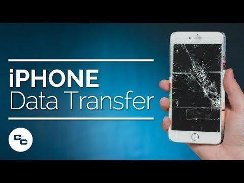 Broken iPhone Data Transfer Tantrum - Krazy Ken's Tech Misadventures