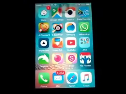Smartwatch U8 on iphone 4s Making a phone call ios 9.3