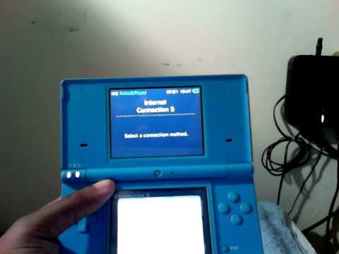 Nintendo Dsi (how to connect to Wi-Fi)